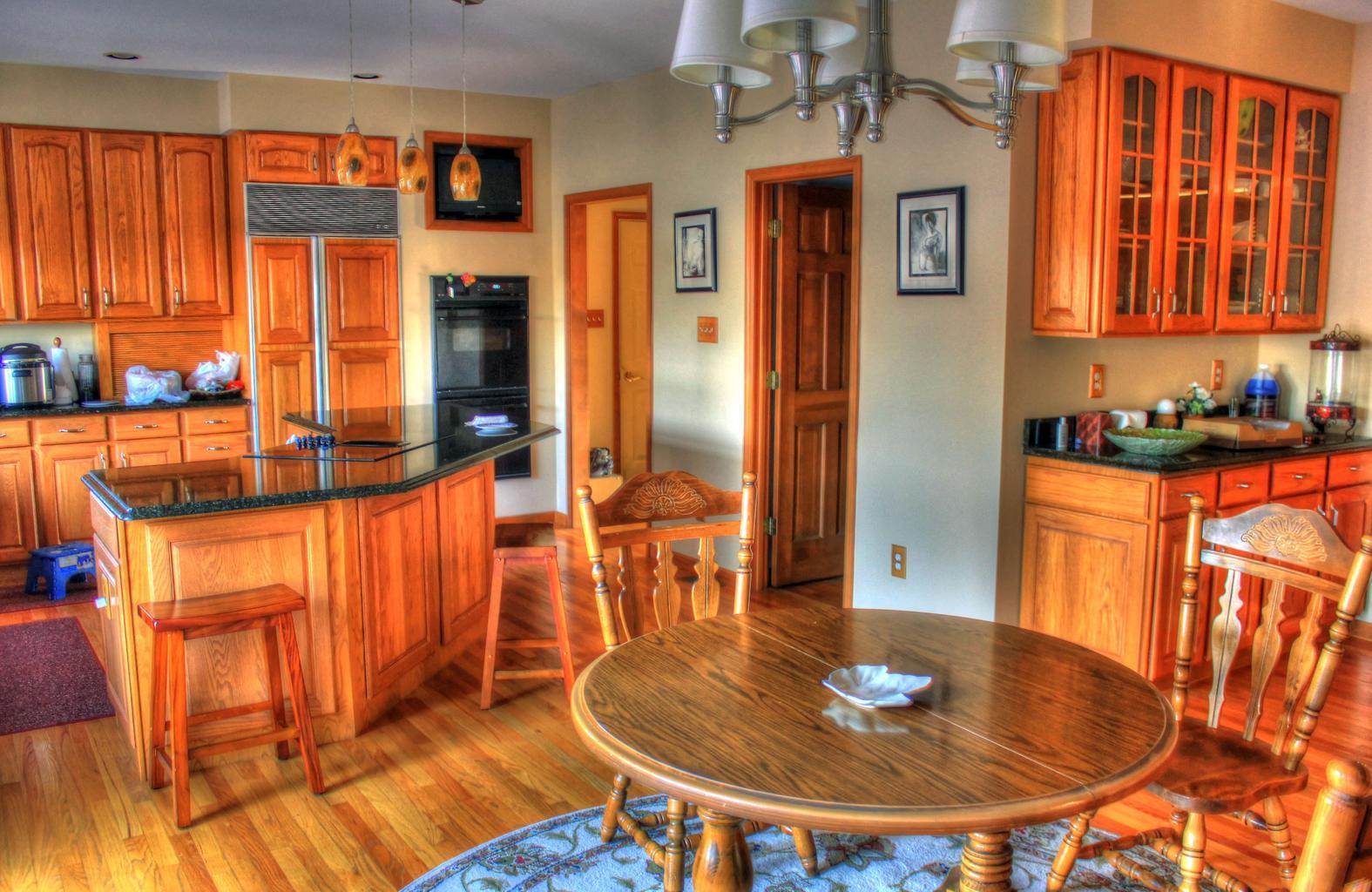 bývanie, drevený dizajn