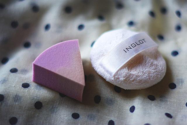 kosmetické houbičky