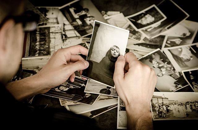 Nenechávajte vaše fotky skryté pod vankúšom