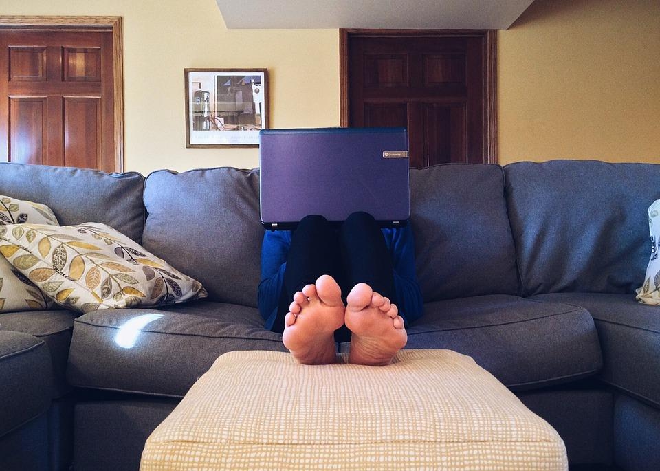 pohodlie, notebook