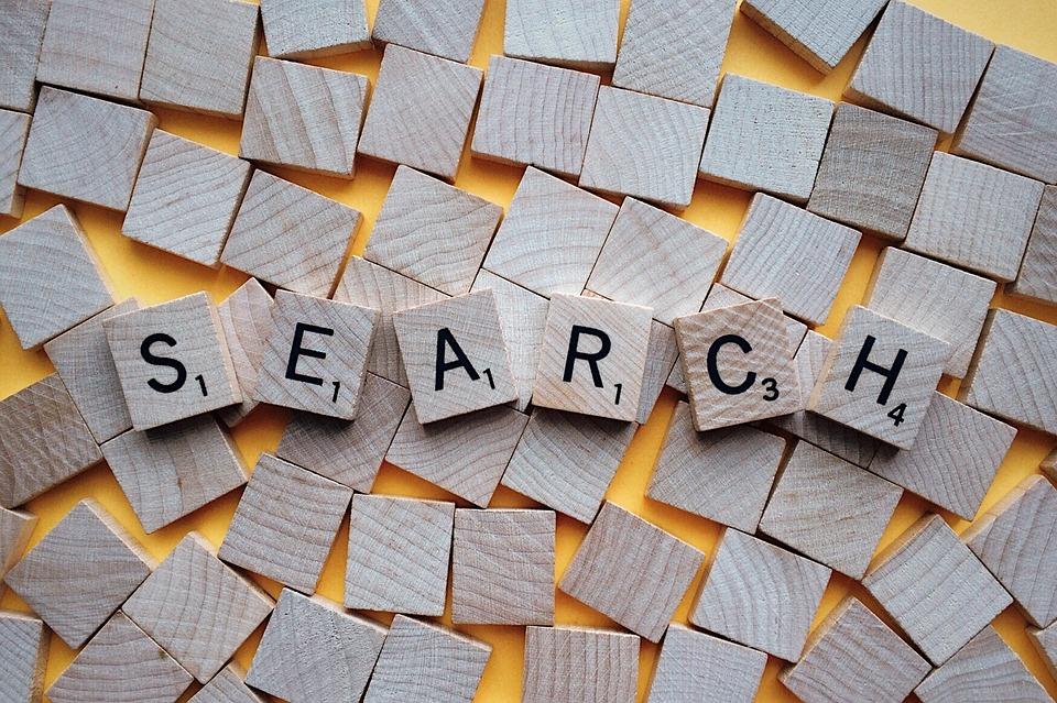 search, hľadanie