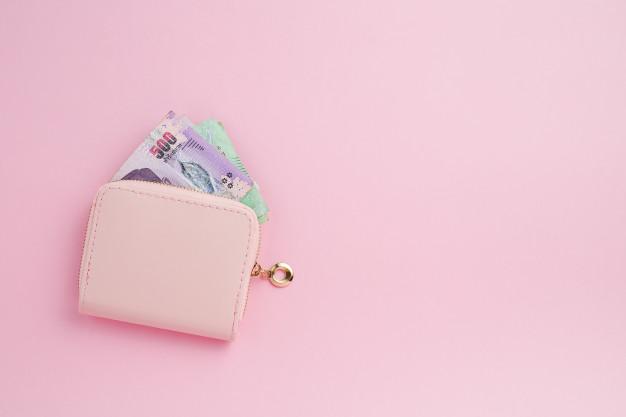 Praktické a krásne peňaženky
